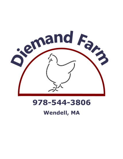 Diemand Farm Store - Turkey, Chicken, Eggs, Beef - Wendell, MA