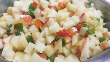 Gala Apple Salsa