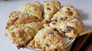 Find these scones on our menu, and the recipe on this page